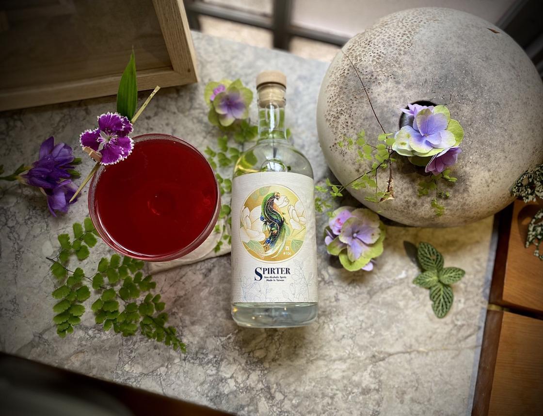 無酒精烈酒 non alcoholic spirits